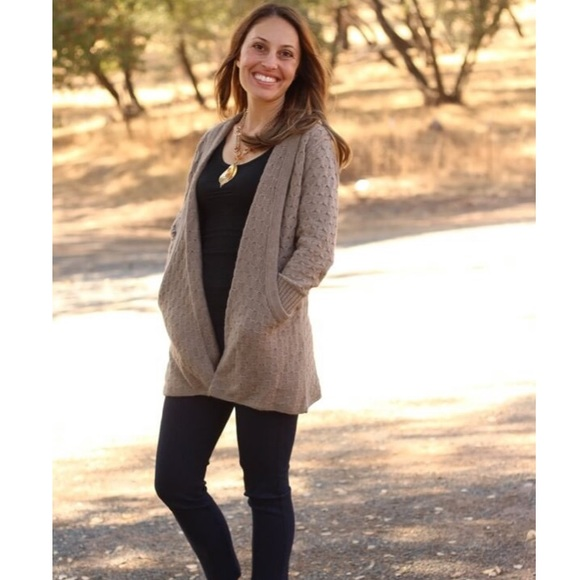 Stitch Fix Brixon Ivy | Lawley Open Front Cardigan